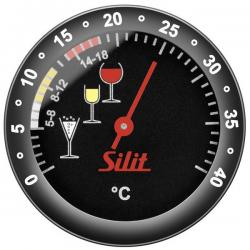 Termometr do wina Sensero - SILIT