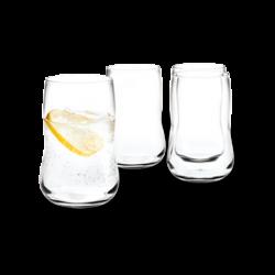 Zestaw szklanek do wody Future - 4 szt.