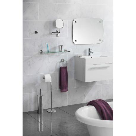 Szara łazienka Jakie Dodatki Blog Decosalon
